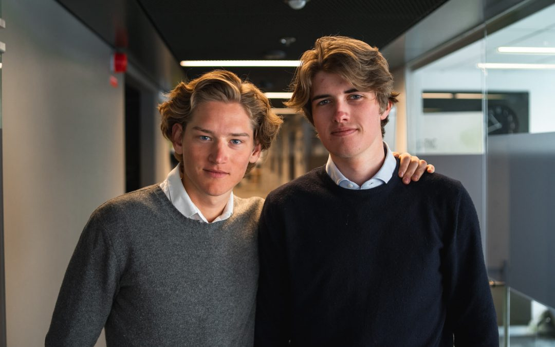 Gigway hire interns from Stockholm school of economics