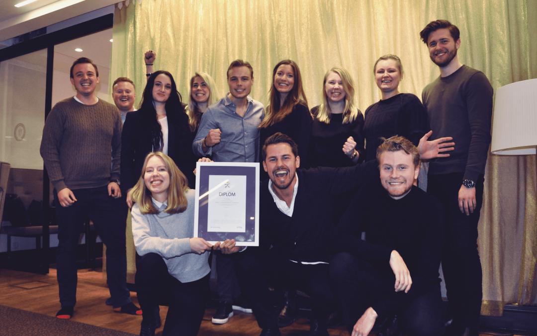 Gigway receives innovation grant of 2 million SEK!