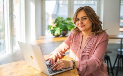 Meet the community – Jasmine, freelance project manager