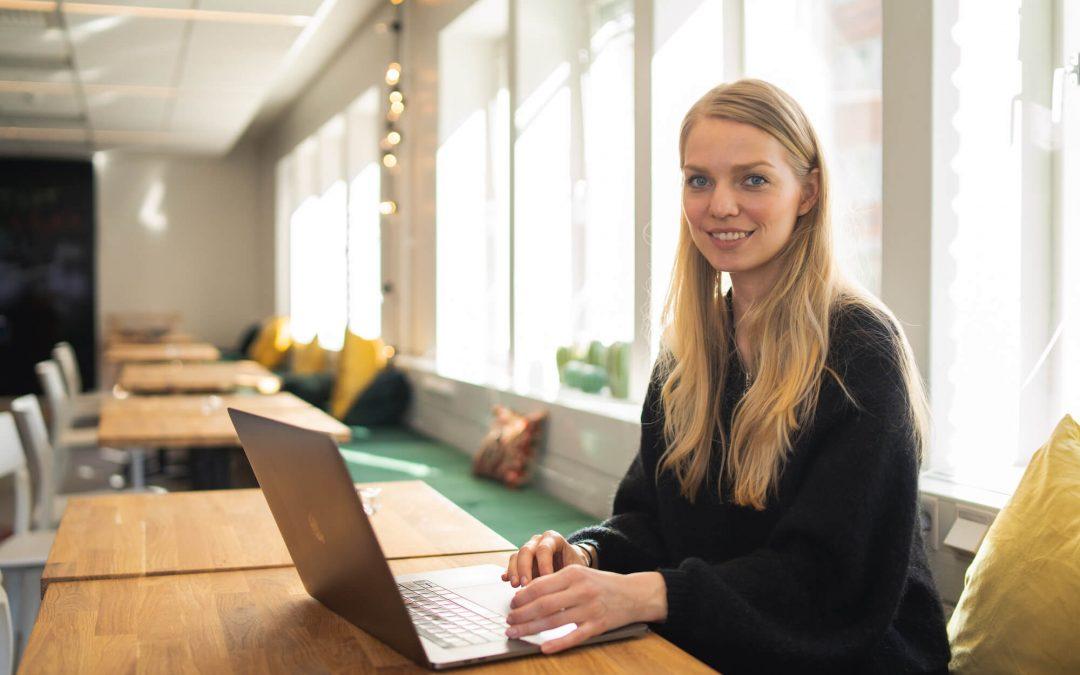 Meet the community – Sara, freelance graphic designer