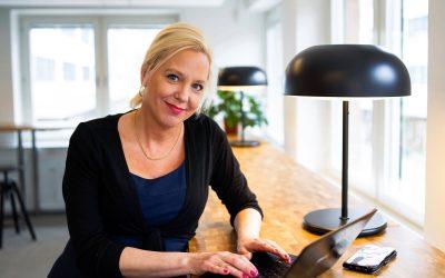 Meet the community – Ulrika, freelance content writer