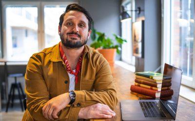 Meet the community – Serhat, Brand activation at Vaengad
