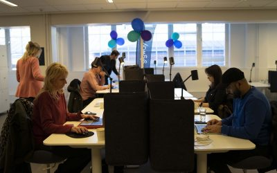 The Park Södra – The new co-working office for our giggers